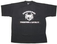 T-Shirt Skinheads Tradition & Loyality