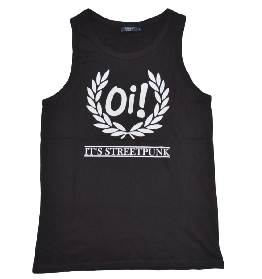 Tank Top OI its Streetpunk