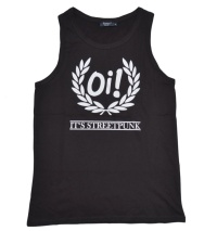 Tank Top OI its Streetpunk