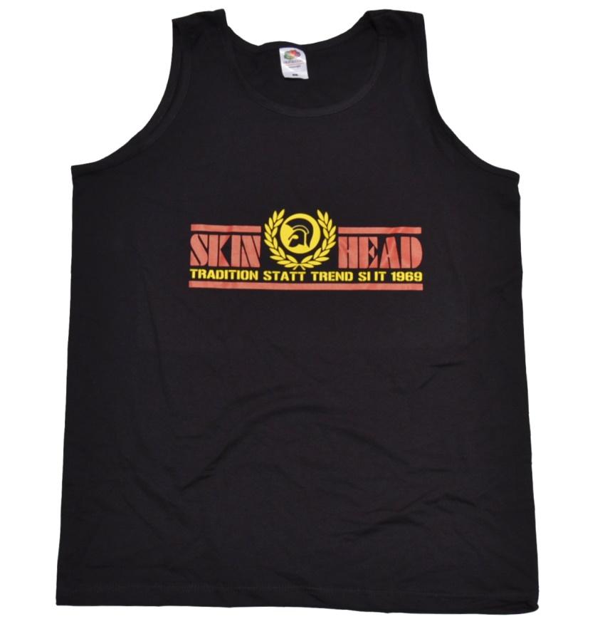Tanktop Skinhead Tradition statt Trend seit 1969