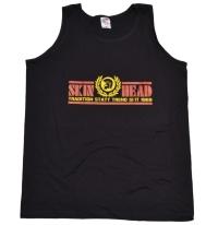 Tanktop Skinhead Tradition statt Trend seit 1969 G4