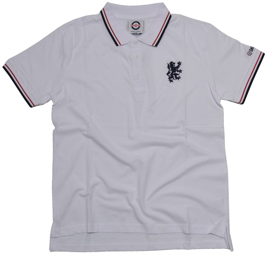 Lambretta Polo-Shirt Lion