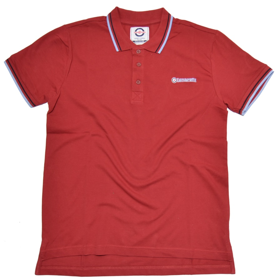 Lambretta Polo-Shirt Tip