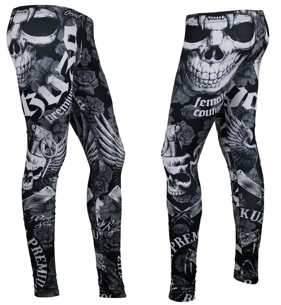 Yakuza Damen Leggings GL 1970