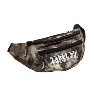 Boxing Connection/Label 23 Gürteltasche Camo