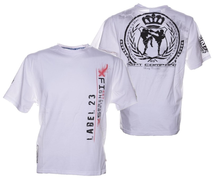 Boxing Connection/Label 23 T-Shirt First Class