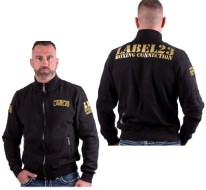 Boxing Connection/Label 23 Sweatjacke Edition 2016