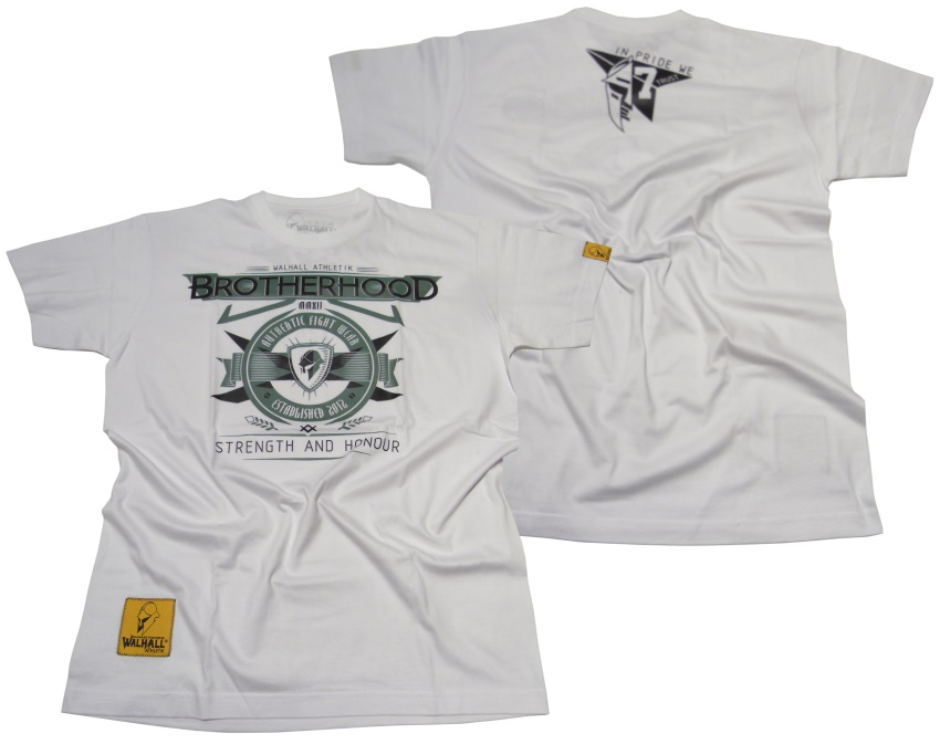 Walhall Athletik T-Shirt Brotherhood