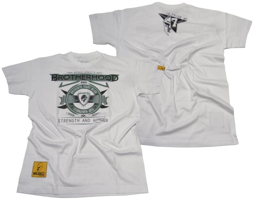 Walhall Athletik T-Shirt Brotherhood