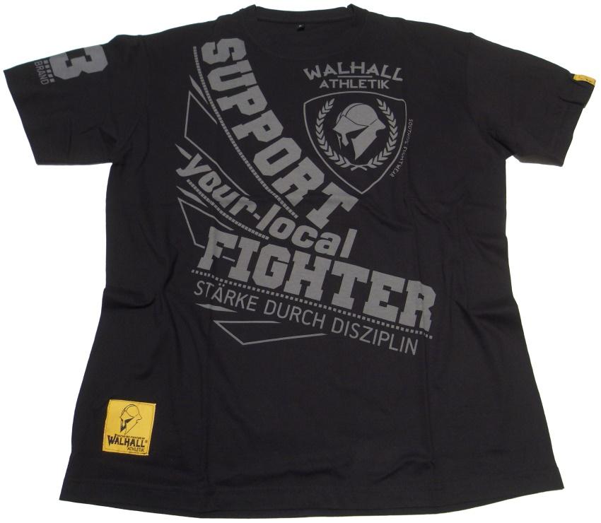 Walhall Athletik T-Shirt Support