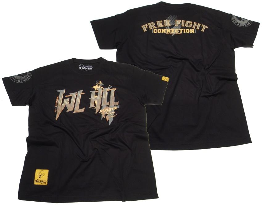 Walhall Athletik T-Shirt Ring Frei!