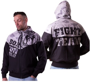 Boxing Connection/Label 23 Windjacke Fight Team