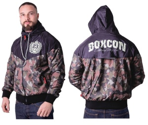 Boxing Connection/Label 23 Windjacke Boxing camo