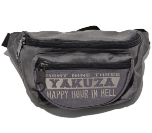 Yakuza Ink Gürteltasche/ Bauchtasche Happy Hour In Hell
