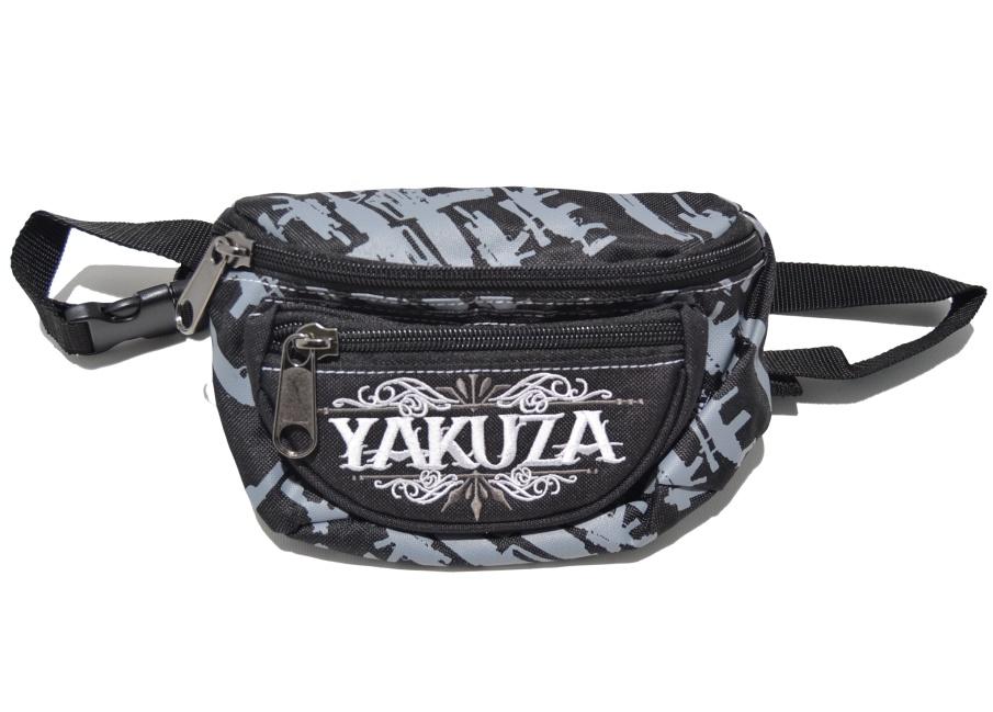 Yakuza G�rteltasche Guns