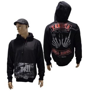 Yakuza Kapuzensweatshirt Hell Rider