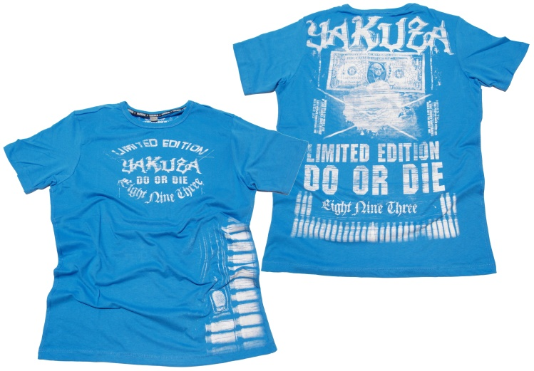 Yakuza T-Shirt Do Or Die