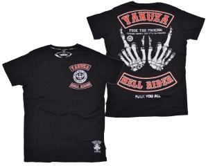 Yakuza Ink T-Shirt Hell Rider