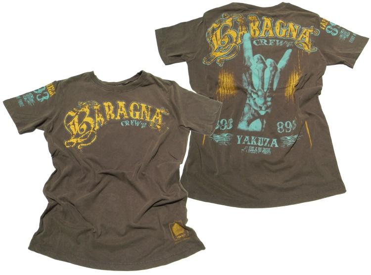 Yakuza T-Shirt Babagna Crew II