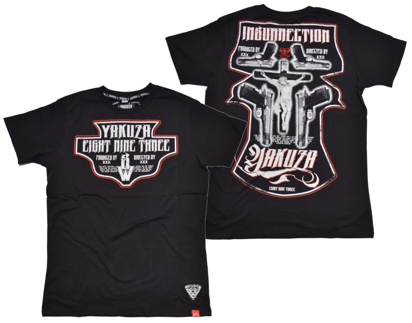 Yakuza T-Shirt Insurrection