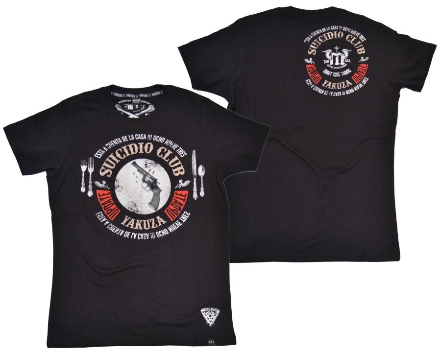 Yakuza Ink T-Shirt Suicido Club