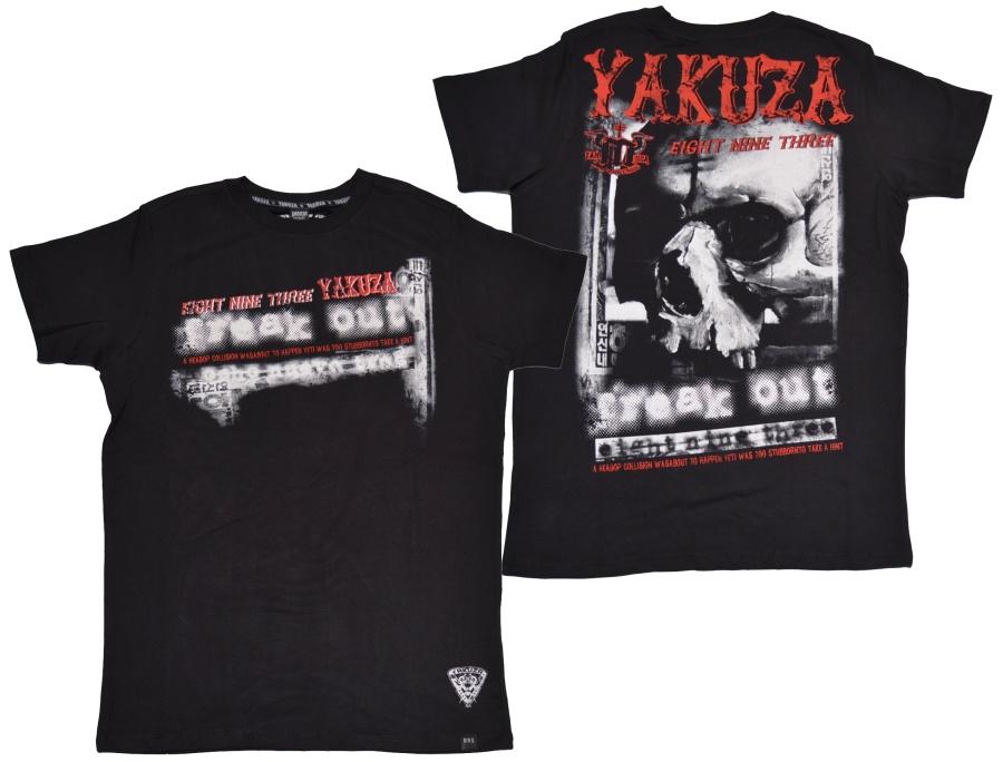 Yakuza T-Shirt Freak Out