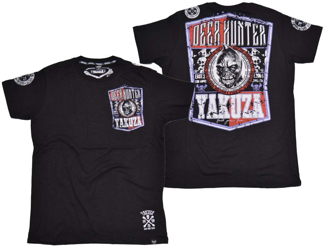 Yakuza T-Shirt Deer Hunter