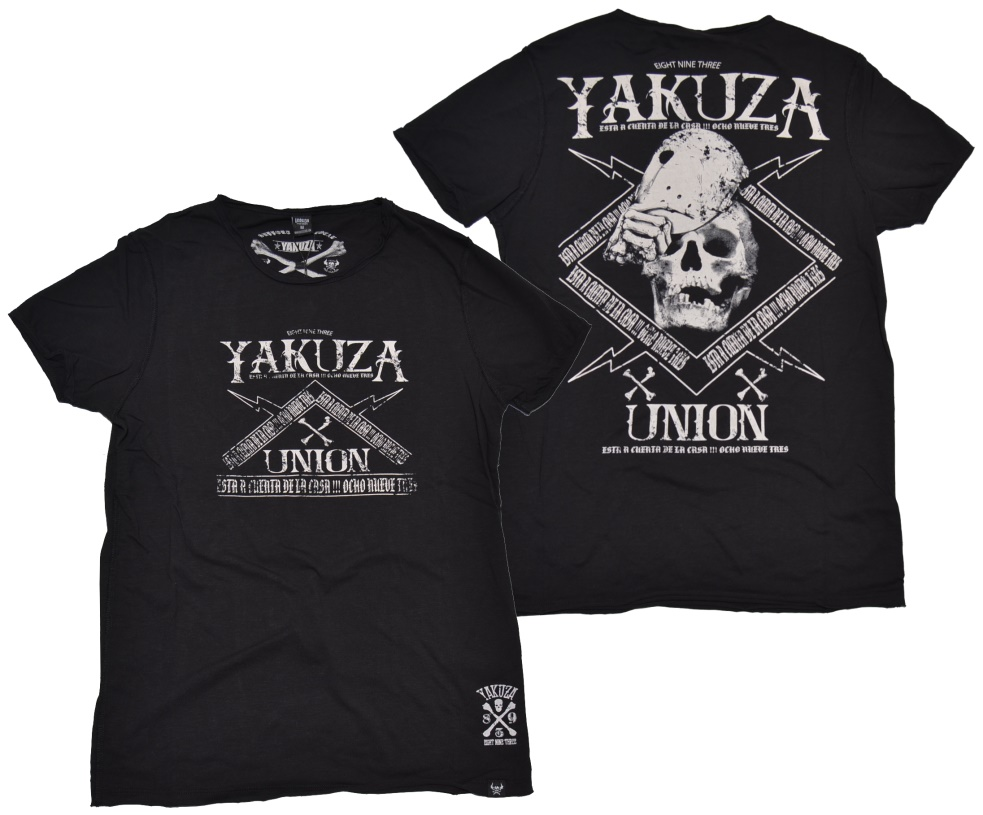 Yakuza T-Shirt Union