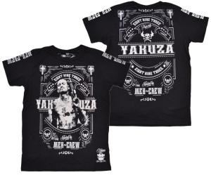 Yakuza T-Shirt Mex-Crew