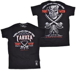 Yakuza T-Shirt Fight Faith