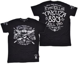 Yakuza T-Shirt Kill Me