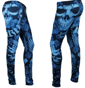 Yakuza Premium Damen Leggings GL 1970