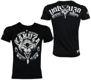 Yakuza Premium T-Shirt Wolf YPS2205