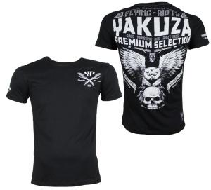 Yakuza Premium T-Shirt Eule YPS2309