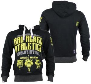 Yakuza Premium Streetwear Sweatshirt Wölfe YPH2324
