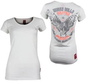 Yakuza Premium Damen T-Shirt Schmetterling GS2333