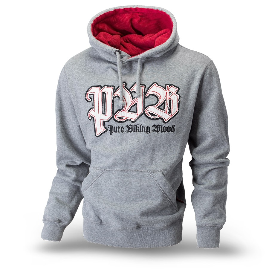 Thor Steinar Kapuzensweatshirt Pure Viking Blood