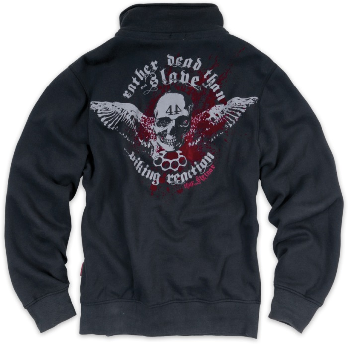 Thor Steinar Sweatjacke Viking Reaction