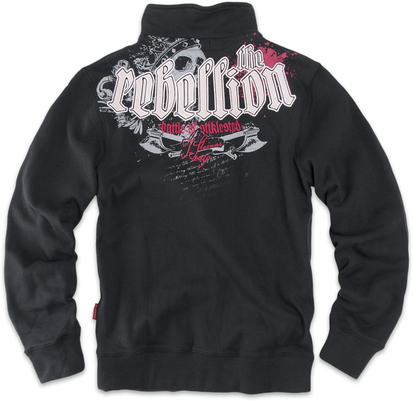 Thor Steinar Sweatjacke Rebellion