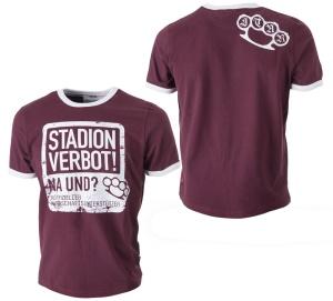 Thor Steinar T-Shirt Hemnes / Stadionverbot 200010152 enger Schnitt