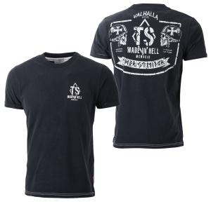 Thor Steinar T-Shirt Valhalla Riders enger Schnitt  fällt klein aus