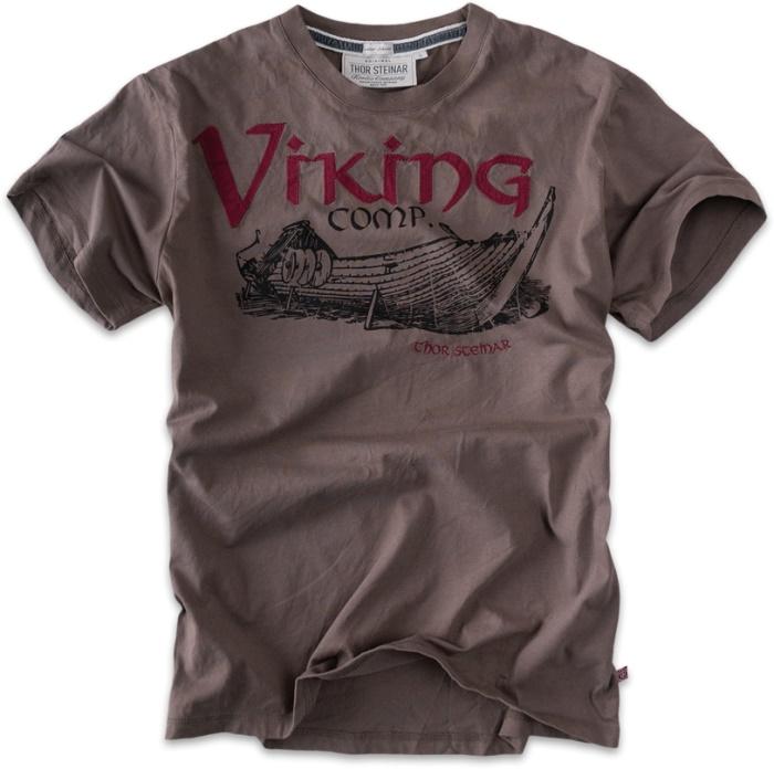 Thor Steinar T-Shirt Vikingskip