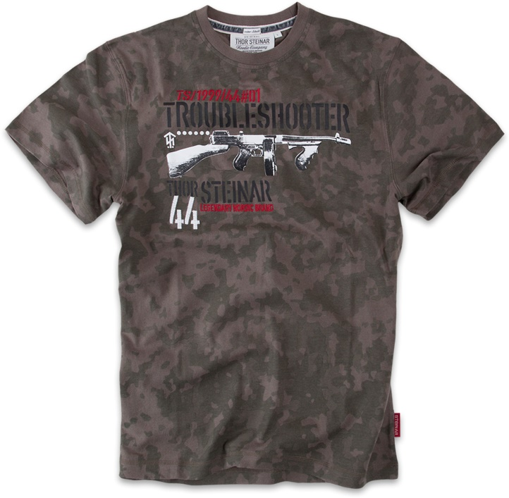 Thor Steinar T-Shirt Troubleshooter