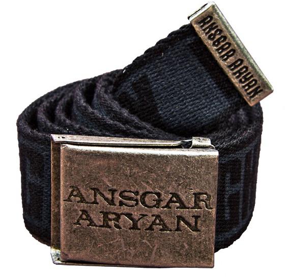 Ansgar Aryan Stoffgürtel Combat Belt
