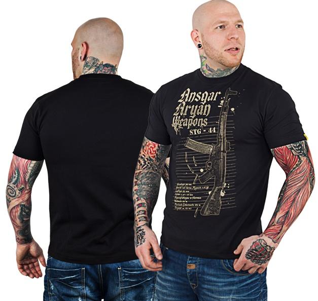 Ansgar Aryan T-Shirt STG II