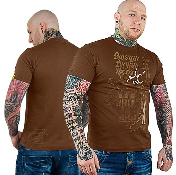 Ansgar Aryan T-Shirt MP 40 II
