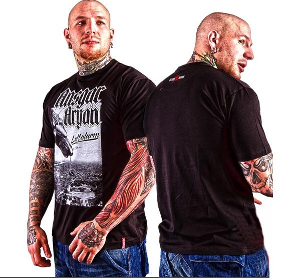 Ansgar Aryan T-Shirt Luftalarm
