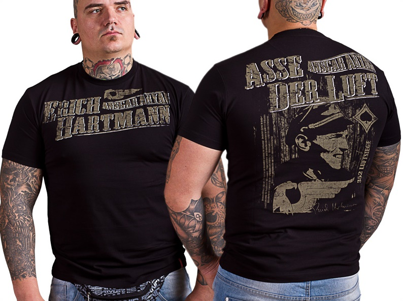 Ansgar Aryan T-Shirt Hartmann