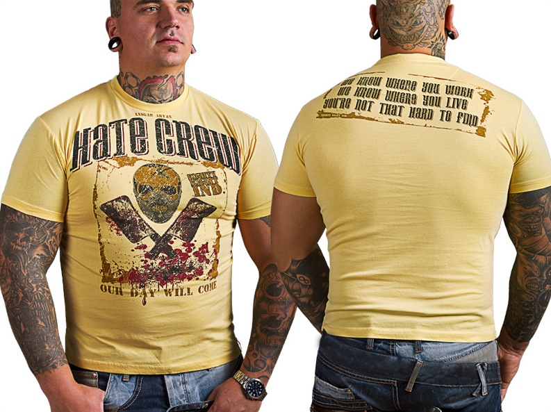 Ansgar Aryan T-Shirt Our Day