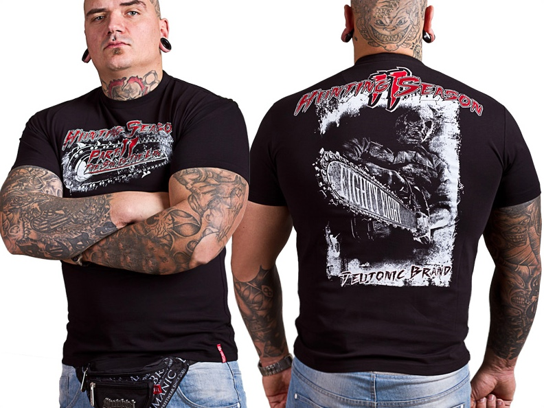 Ansgar Aryan T-Shirt Hunting Season 2